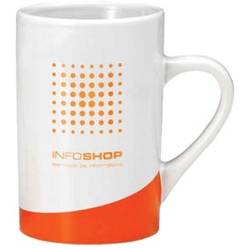 Imprinted Suzanne Ceramic Mug