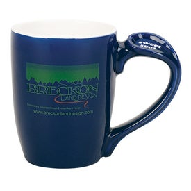 Sweet Spot Ceramic Mug for Marketing