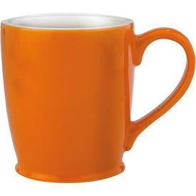 Logo Stylish Cafe Mug
