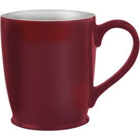 Stylish Cafe Mug for Marketing