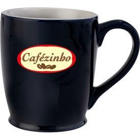 Custom Stylish Cafe Mug