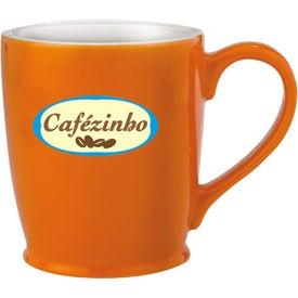 Personalized Stylish Cafe Mug