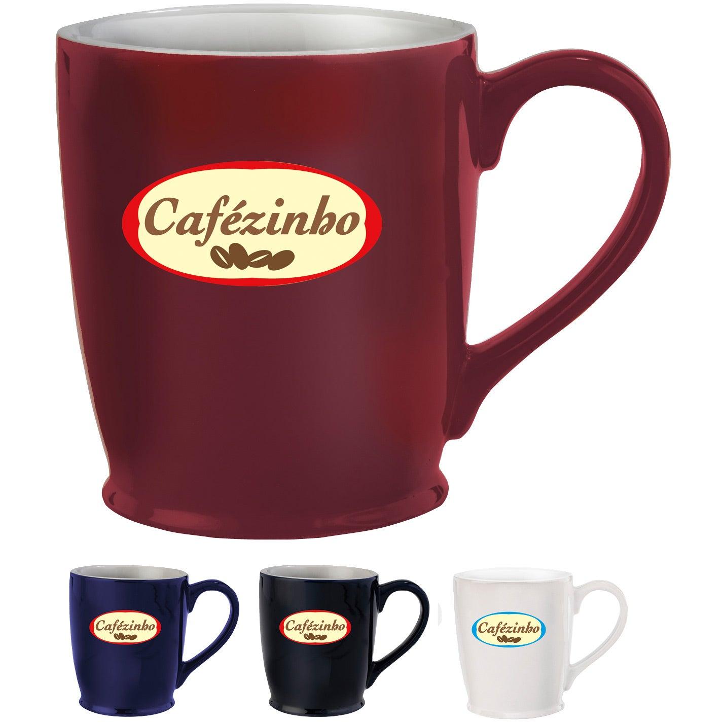 Stylish Cafe Mug (16 Oz.)
