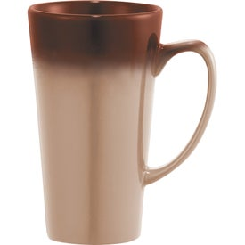 Cafe Tall Latte Ceramic Mug for your School