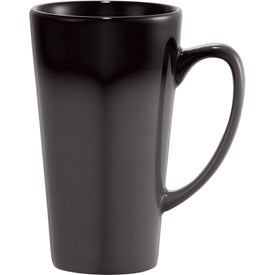Cafe Tall Latte Ceramic Mug (14 Oz.)