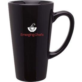 Branded Tall Latte Mug