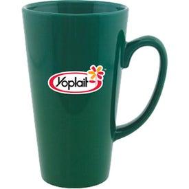 Tall Latte Mug for Marketing