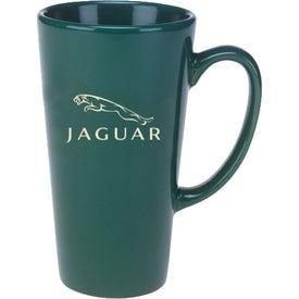 Logo Tall Latte Mug