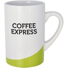 The Curve Mug for Advertising