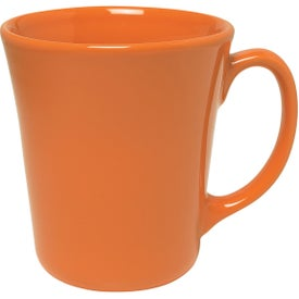 The Bahama Mug (14 Oz., Orange)