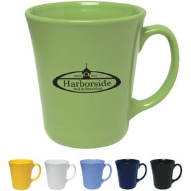 The Bahama Mug (14 Oz., Standard Colors)