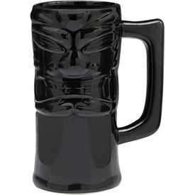 Tiki Ceramic Mug (13 Oz.)