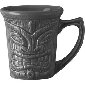 Tiki Flair Mug for Advertising