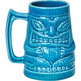 Branded Tiki Toga Stein Mug