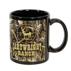 Trademark Camo Coffee Mug (11 Oz., Full Color)
