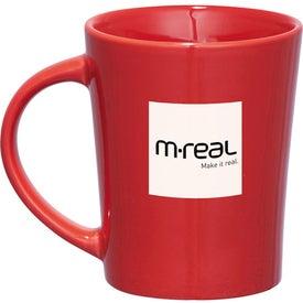 Twinkle Ceramic Mug with Your Logo