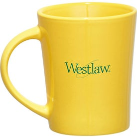 Twinkle Ceramic Mug for Advertising