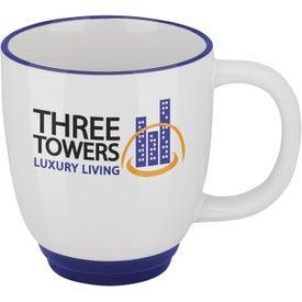 Advertising Two-Tone Bistro Mug