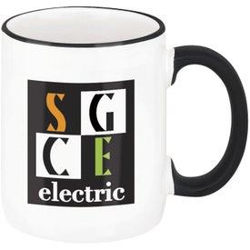 Custom Two-Tone Mug
