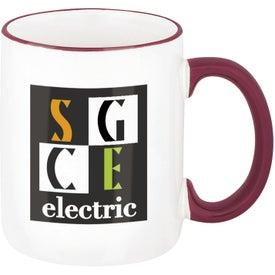Two-Tone Mug for Your Company