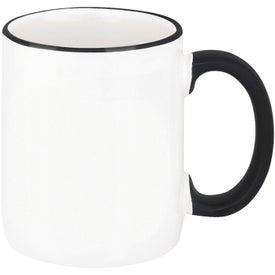 Promotional Two-Tone Mug