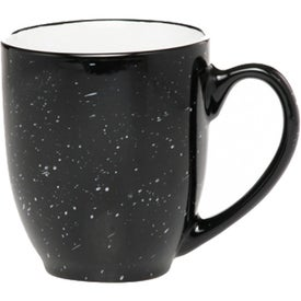 Two-Tone Speckled Bistro Mug (16 Oz)