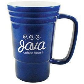 Uno Mug Imprinted with Your Logo