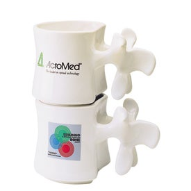 Vertebrae Mugs (13 Oz.)