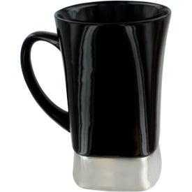 Printed Vespas I Ceramic/Stainless Steel Mug