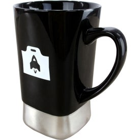 Vespas I Ceramic/Stainless Steel Mug Branded with Your Logo