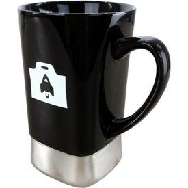 Vespas I Ceramic/Stainless Steel Mug Branded with Your Logo
