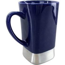 Vespas I Ceramic/Stainless Steel Mug with Your Slogan