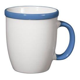 Imprinted Vista Mug