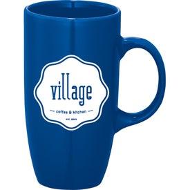 Vita Ceramic Mug (20 Oz.)