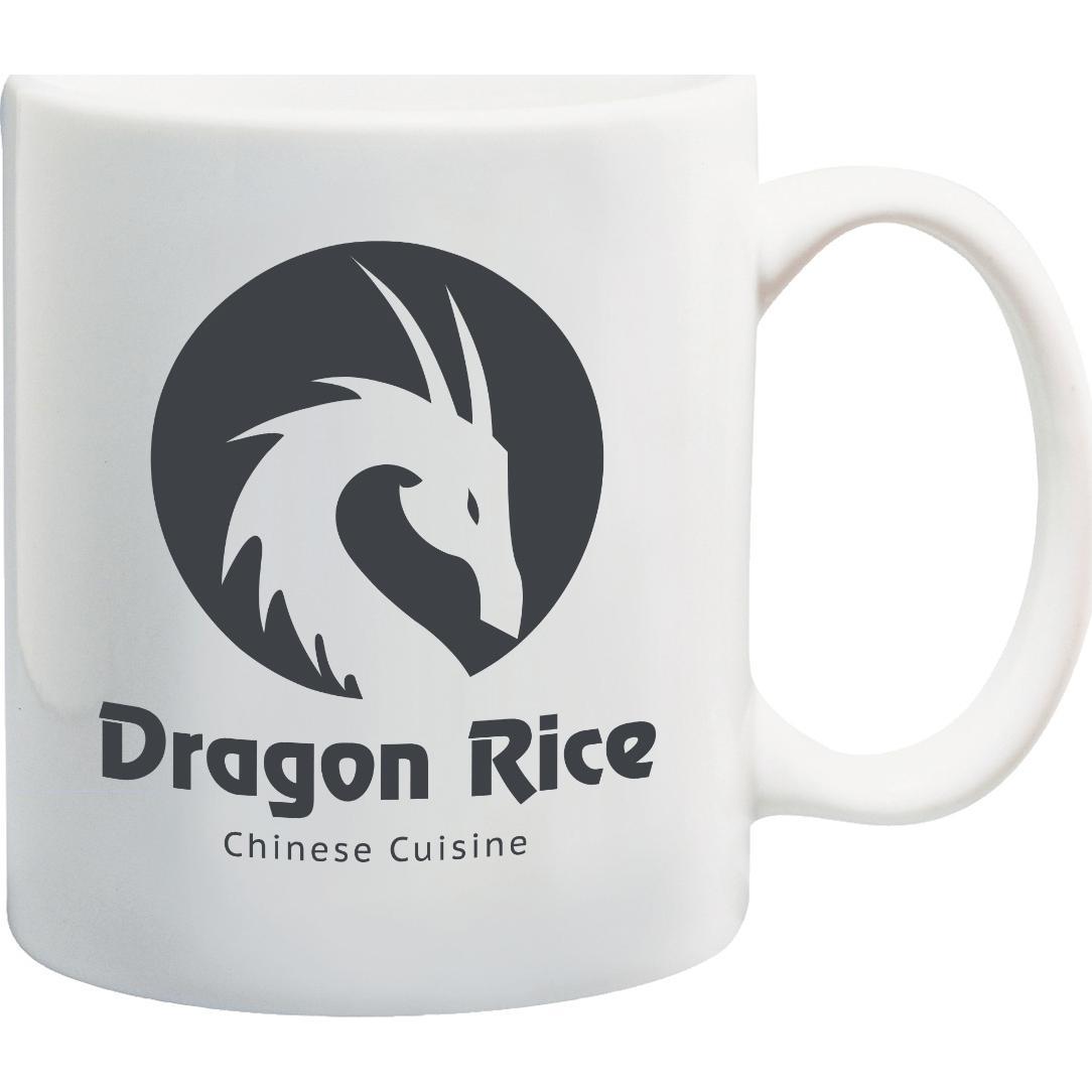 Vitrified Ceramic Mug (11 Oz.)