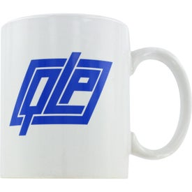 Imprinted Budget Coffee Mug