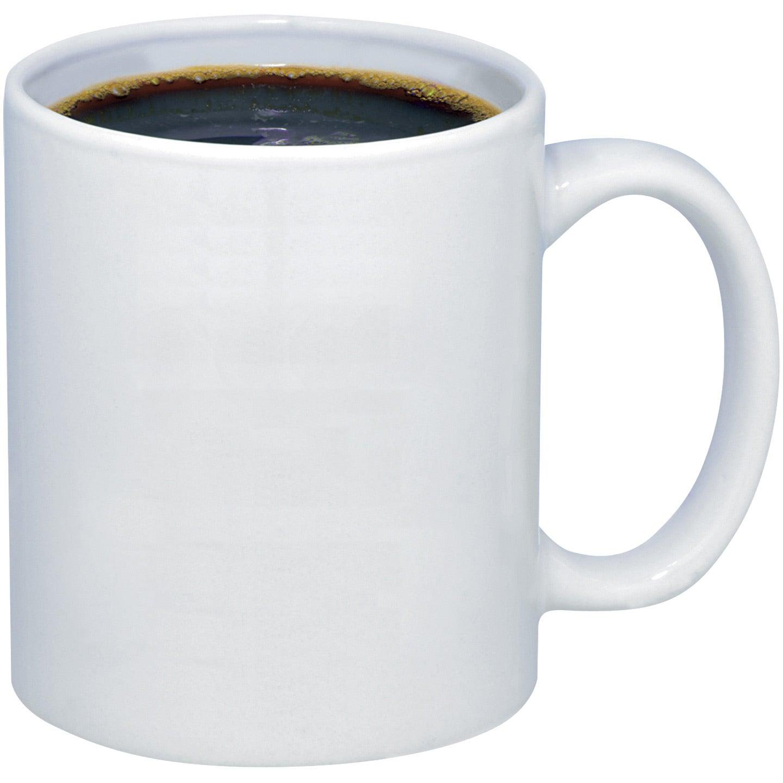 Budget Coffee Mug 11 Oz Custom Ceramic Mugs 2 00 Ea