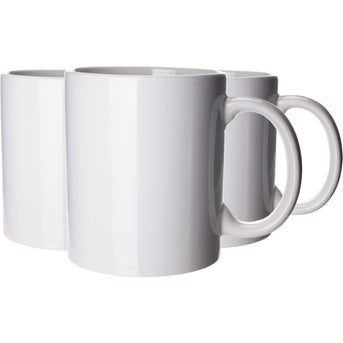 ed269a76bfd CLICK HERE to Order 11 Oz. Budget Coffee Mugs Printed with Your Logo ...