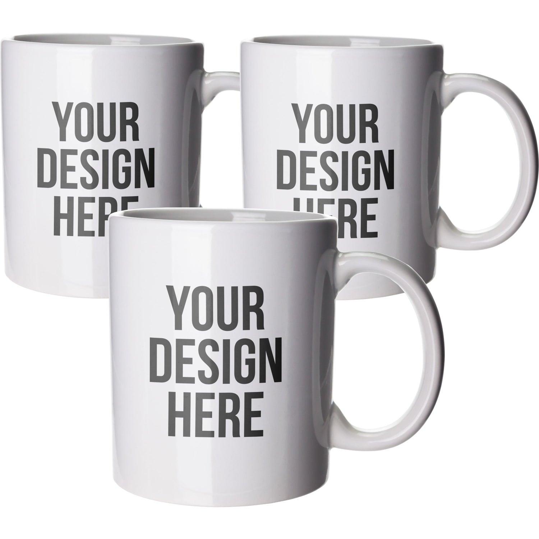 Budget Coffee Mug (11 Oz.)