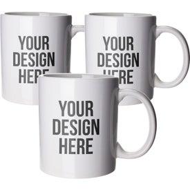 Branded Budget Coffee Mug