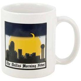 White Magic Mug for Marketing