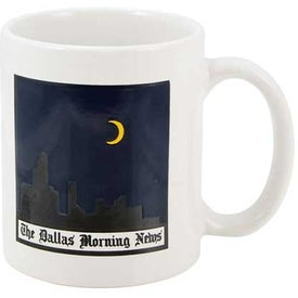 White Magic Mug for Your Church