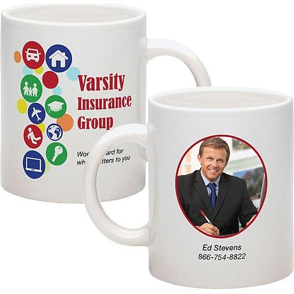 Mug with HDI Printing (White; 11 Oz.)