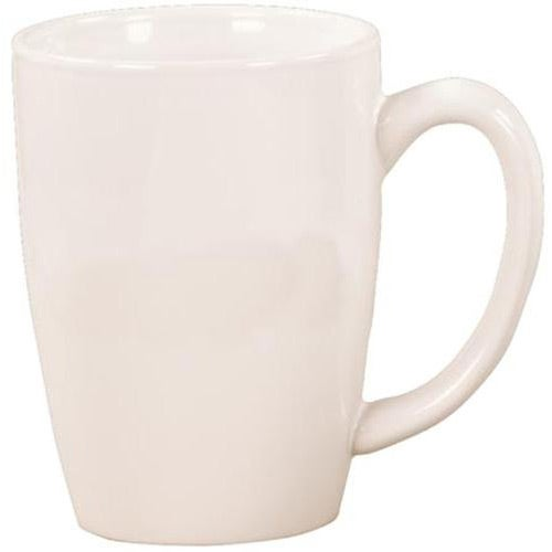 White Riviera Ceramic Mug