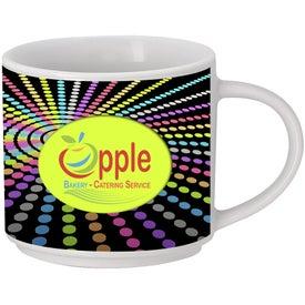 Wide Full Color Mug (15 Oz.)