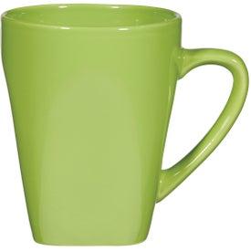 Yukon Mug (16 Oz., Yellow, Lime Green, Ocean Blue)