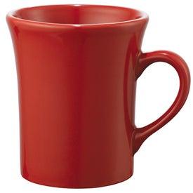 Zander Ceramic Mug for Customization
