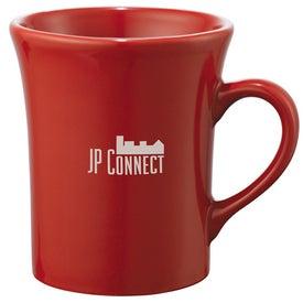 Zander Ceramic Mug (14 Oz.)