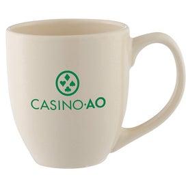 Zapata Ceramic Mug for Promotion