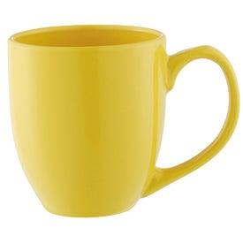 Branded Zapata Ceramic Mug